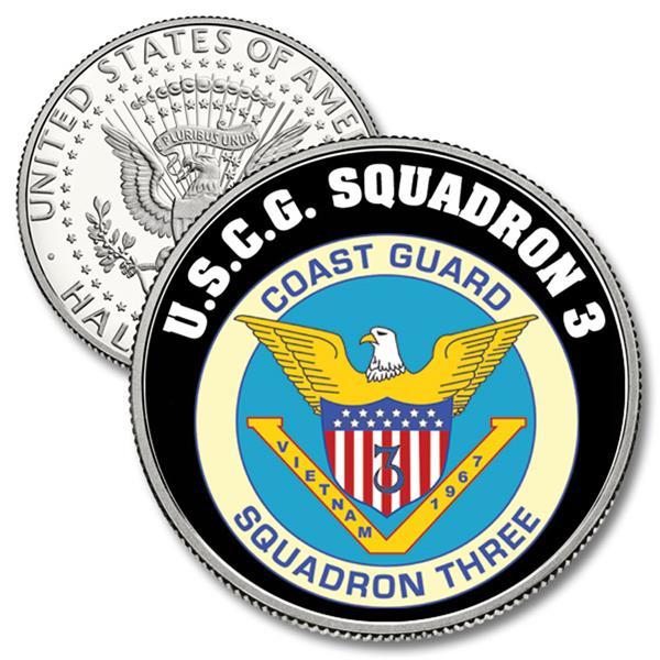 JFK 50c U.S.C.G. Squadron 3