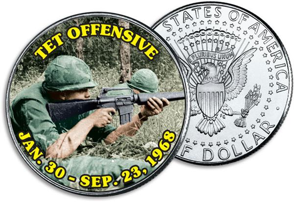 JFK 50c Tet Offensive (pictures shooter)