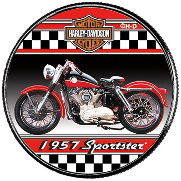 Harley Davidson 50c '1957 Sportster'
