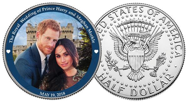 "JFK 50 The Royal Wedding ""Prince Harry and Meghan Markel"""