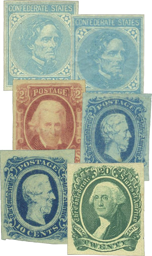 Confederate States of America set