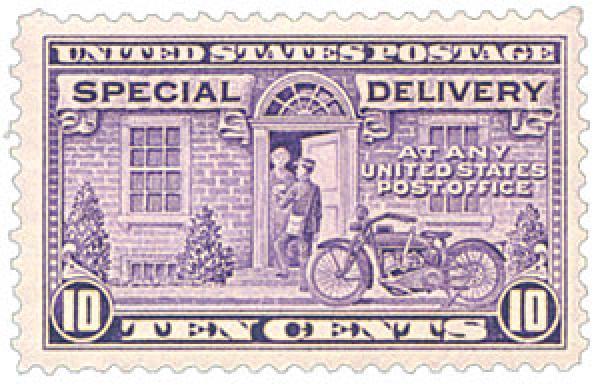 1927 Rotary Press 10c