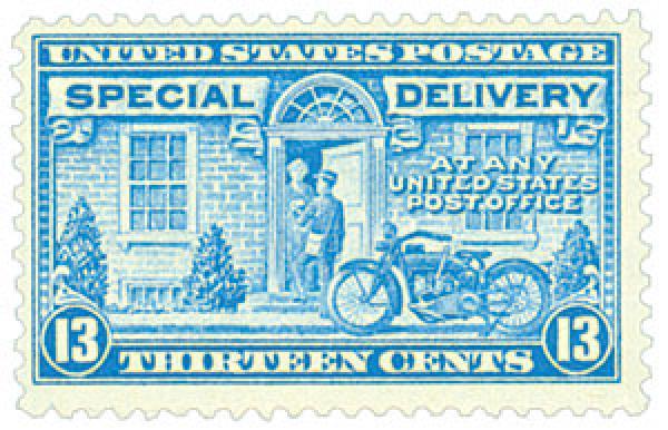 1944 Rotary Press 13c