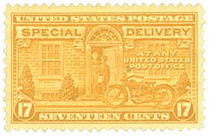 1944 Rotary Press  17c