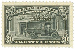 1951 Rotary Press 20c