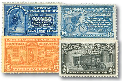US Special Delivery E5,E11, E12, E19