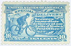 1914 SL Wmrk Perf 10 10c