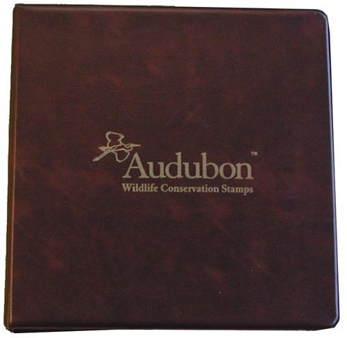 Fleetwood Audubon Wildlife First Day Cover Collection Binder
