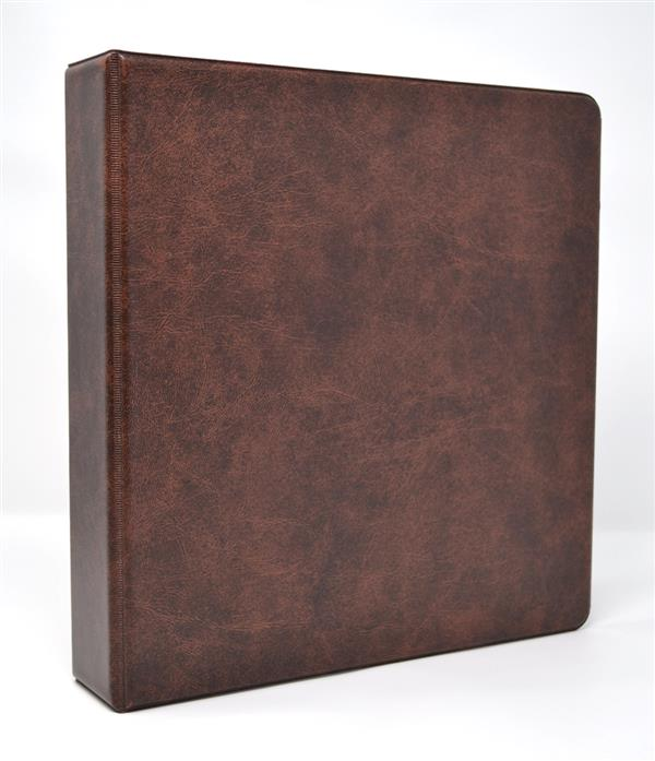 All Purpose Brown 3-Ring Binder