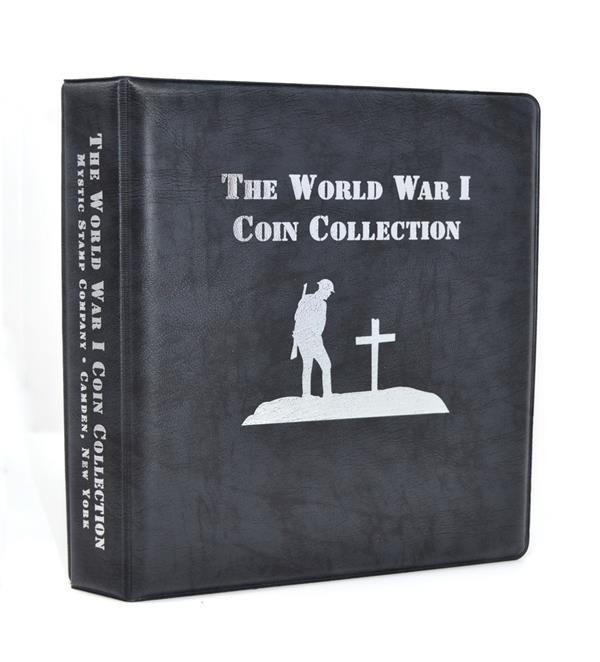Mystic's WW I Coin Collection Binder