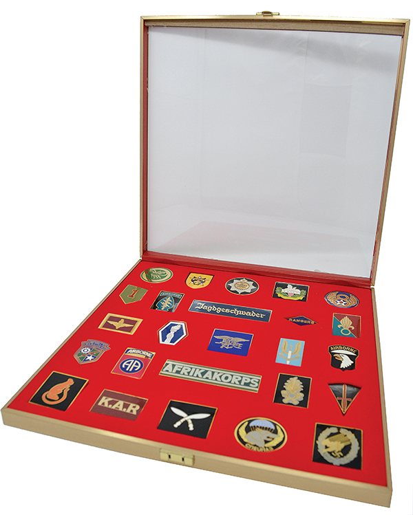 World Fighting Forces Medallions (25)