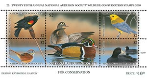 2009 Audubon Conservation Sheet