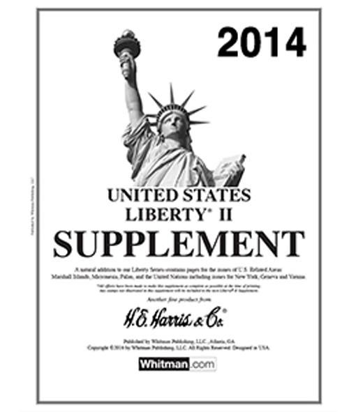 2014 HE Harris Liberty Supplement II