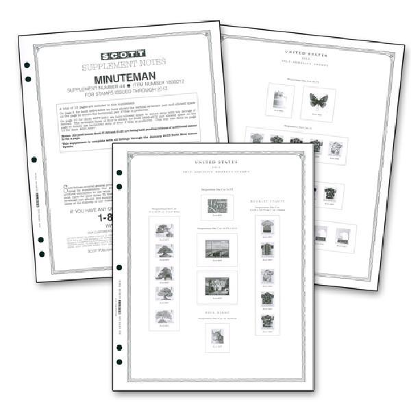 2012 Scott US Minuteman Supplement