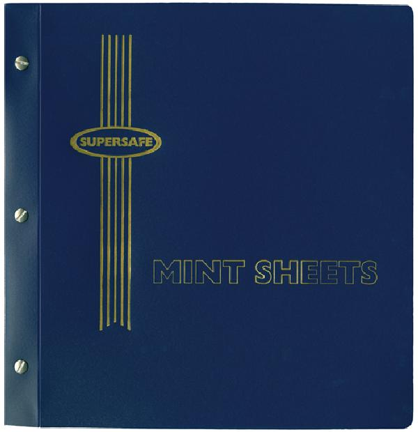 Super Safe Mint Sheet Album