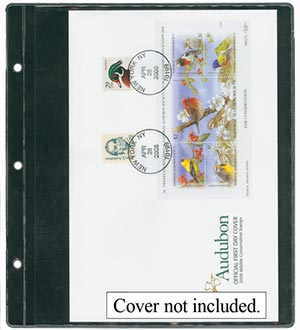 1-Pocket Page, Clear, Fits Fleetwood Federal Duck Cover