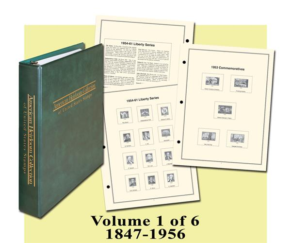 1847-1956 Volume 1, Mystic American Heirloom Album