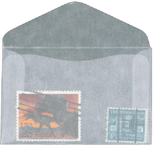 #2 Glassine Envelopes