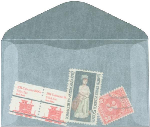 #3 Glassine Envelopes