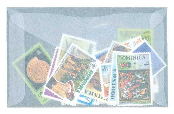 #4 1/2 Glassine Envelopes