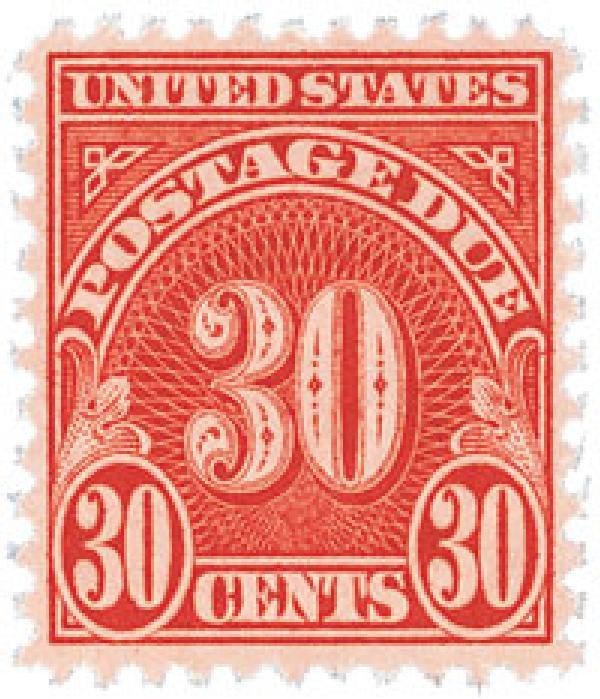 1931 30c Rotary Press
