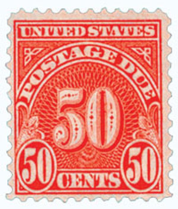 1931 50c Rotary Press
