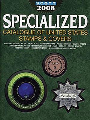 2008 Scott Catalog Vol. II