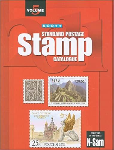 2011 Scott Catalog Volume V