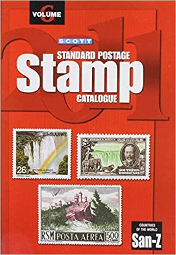 2011 Scott Catalog Volume VI