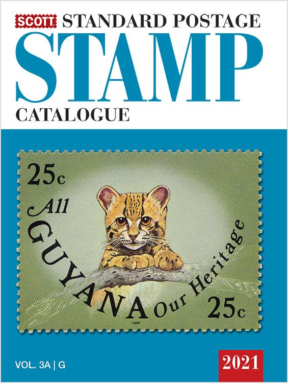 2021 Scott Catalog - Volume III