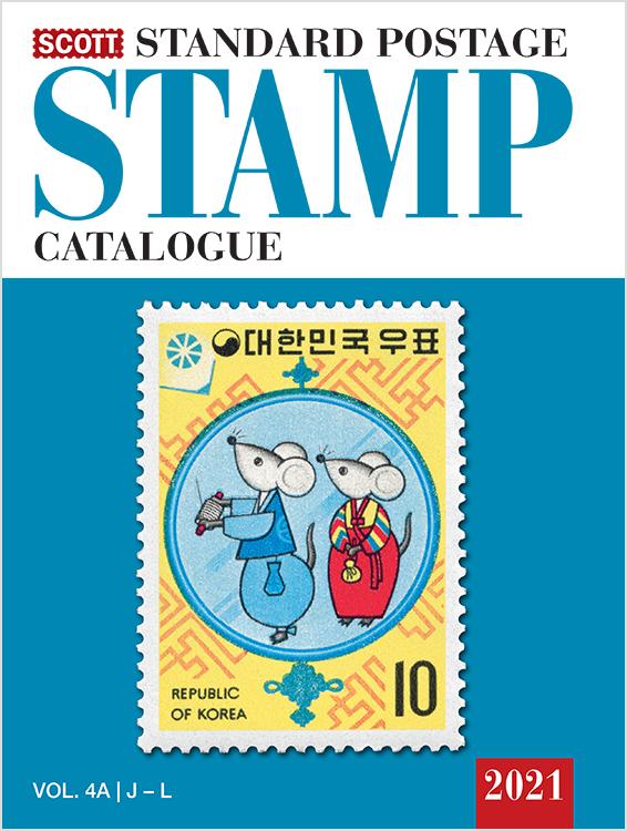 2021 Scott Catalog - Volume IV