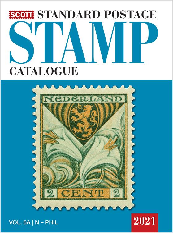 2021 Scott Catalog - Volume V