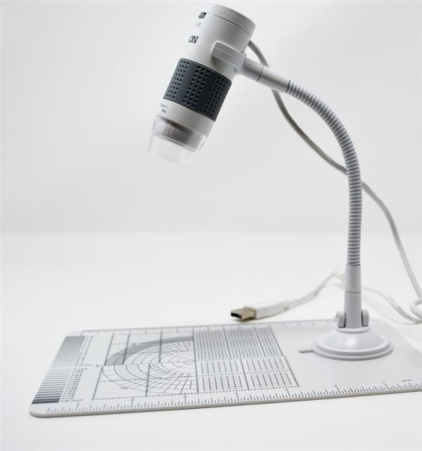 Carson E-Flex Digital Microscope with Flexible Neck and 75x-300x Magnification