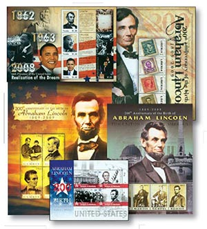 Abe Lincoln 200th Anniversary Collection