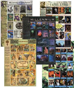 Stamps of the Millennium