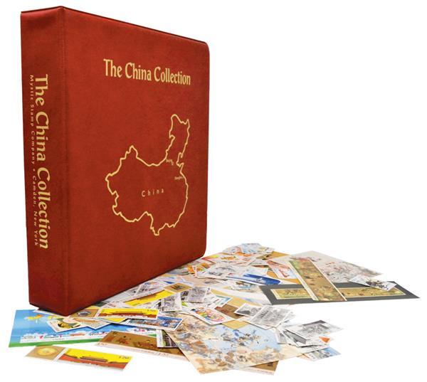 2011-15 China year Sets, 509v