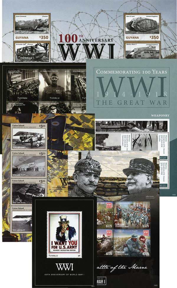 World War I Collection