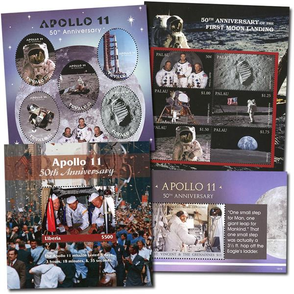 Apollo 11 Golden Anniversary Collection