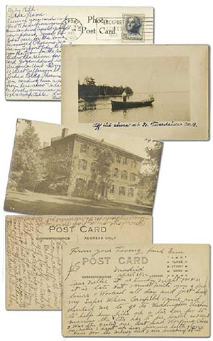 Picture Postcards, Used
