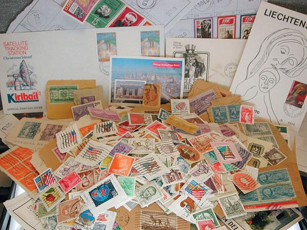 Mini Mix, approximately 500 Stamps