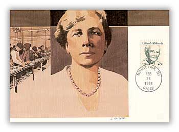 1984 20c Lillian M. Gilbreth