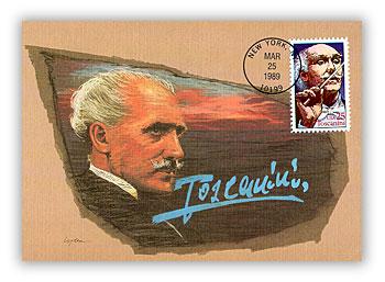 1989 25c Arturo Toscanini
