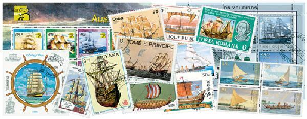 Sailing Ships, 130v
