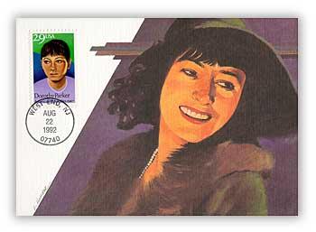 1992 29c Dorothy Parker
