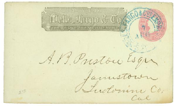 Growth and Civil War Wells Fargo Cover