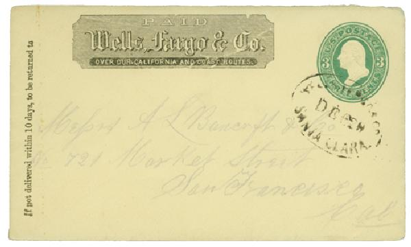 The Sunset of an Era Wells Fargo Cover