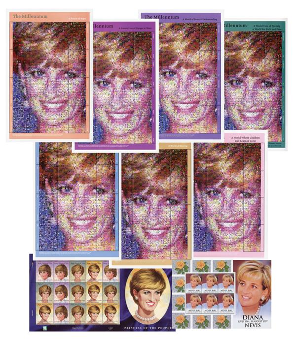 1997-2000 Diana Collection