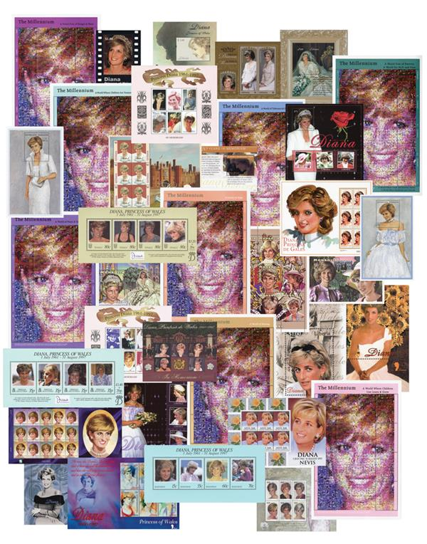 1997-2017 Diana Collection