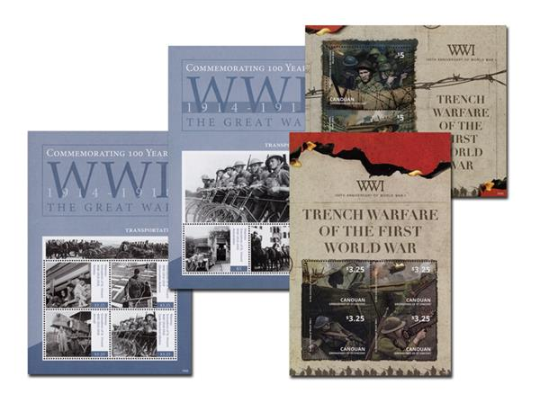 2014 WWI Collection
