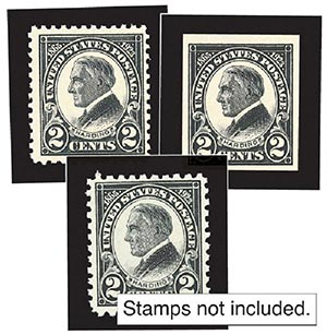 1923 Year Set Mounts (3)